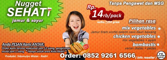 foto Nugget Jamur Tiram foto